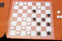2-ame sektoriuje įvyko šaškių turnyras